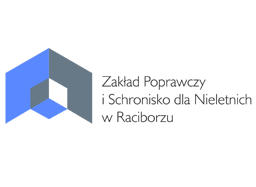 Logotyp Zakładu Poprawczego i Schroniska dla Nieletnich w Raciborzu
